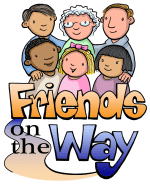 Friends on the Way - Janet Miller
