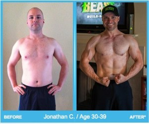 teamRIPPED Before/After Photo Gallery - teamRIPPED