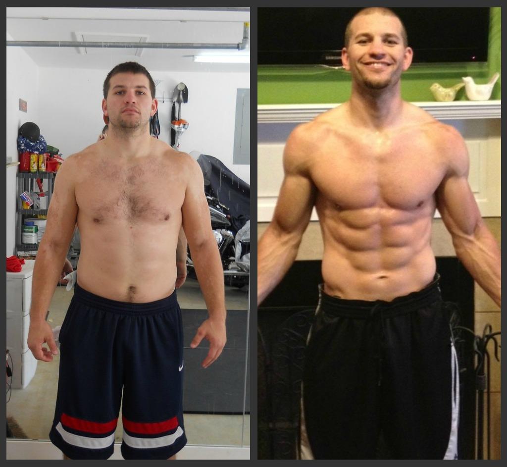 8 weeks to sealfit results