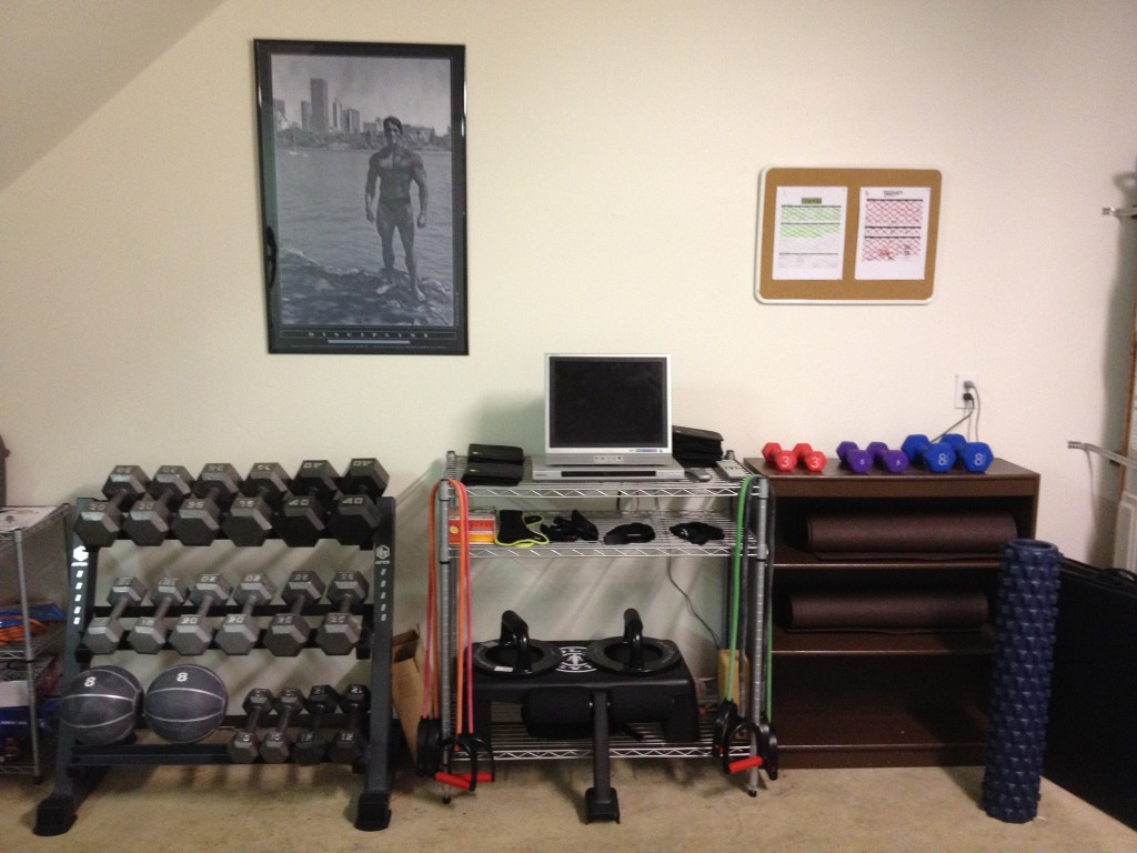 Aaront Home Gym 002