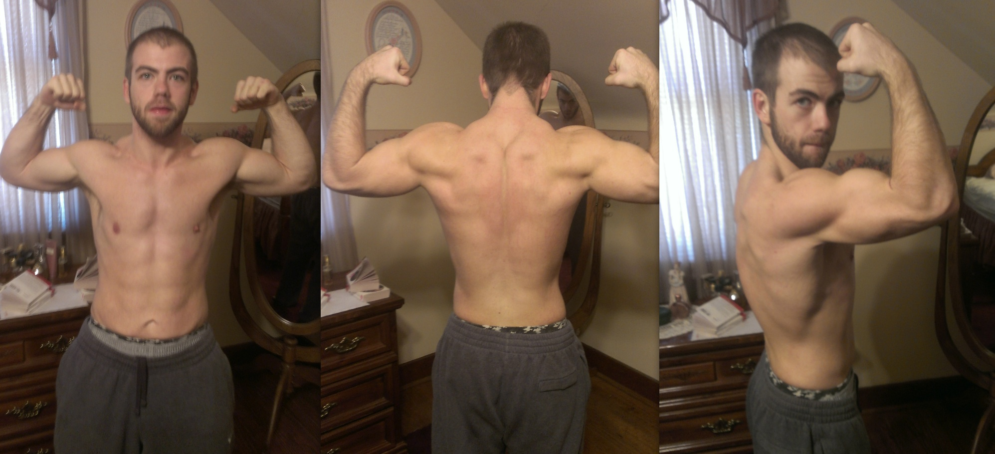 Alex Goes From 230 To Ripped