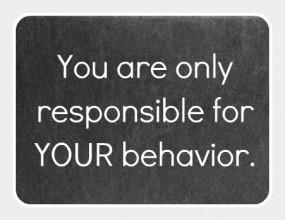 your-behavior