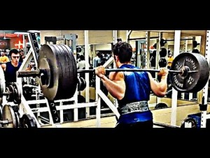 The Squat and Deadlift