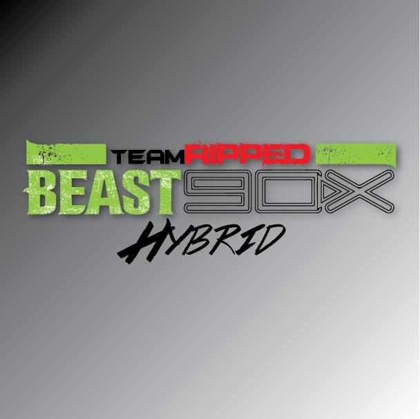 P90X and Body Beast Hybrid - Coach Wayne / teamRIPPED