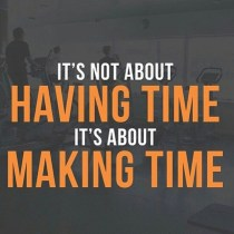 Making Extra Time