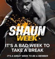 Shaun T Week!