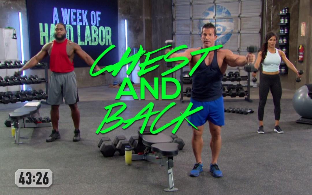 Sagi Week: Week of Hard Labor Day 1