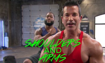 Sagi Week: Week of Hard Labor – Day 4 Shoulders and Arms