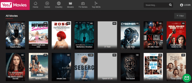 YesMovies Stream Movies and TV Series Free Online