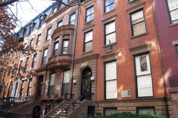 Häuser in Brooklyn