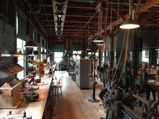 Edisons Labor - die mechanische Seite