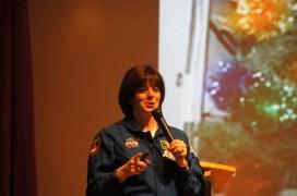 Eine echte Astronautin