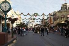 Main Street und Schloß