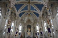 Kathedrale in Natchez
