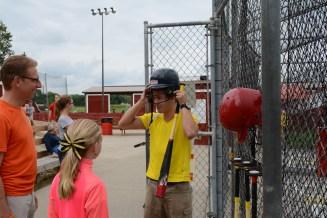 Helm ist Pflicht