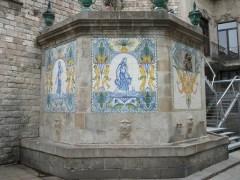 Brunnen im Barri Gotic