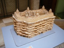 Modell Casa de la Pedrera
