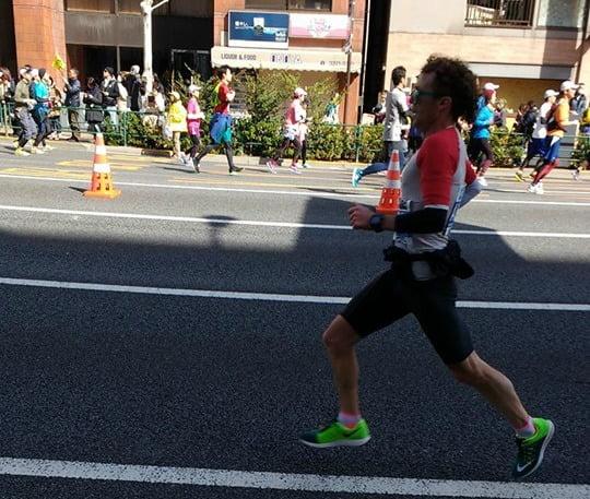 matt urbanski tokyo marathon