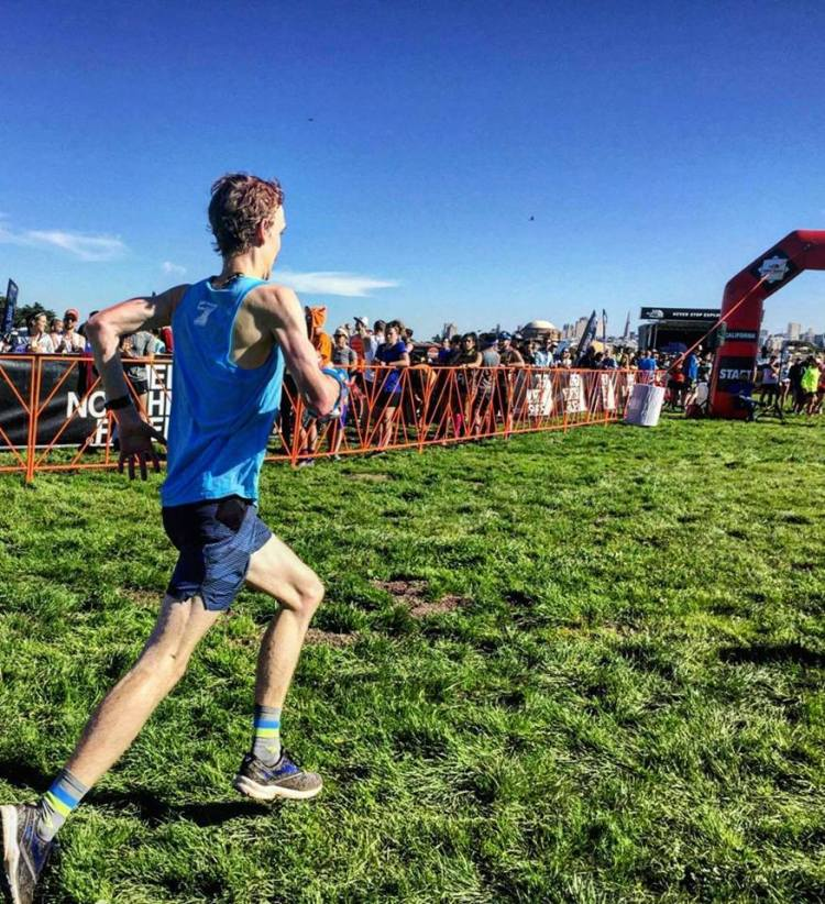 the north face 50 san francisco race report