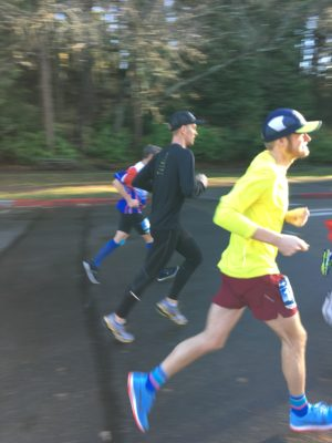 seattle marathon race report