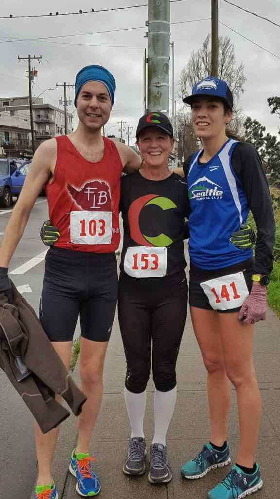 tukwila to alki race report
