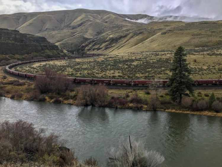 yakima river marathon race report