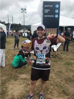 big sur marathon race report