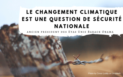 What I learned about climate change at the French military school