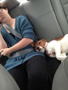 """""""I'll sleep anywhere"""""""