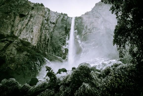 yosemite national park, bridalveil fall