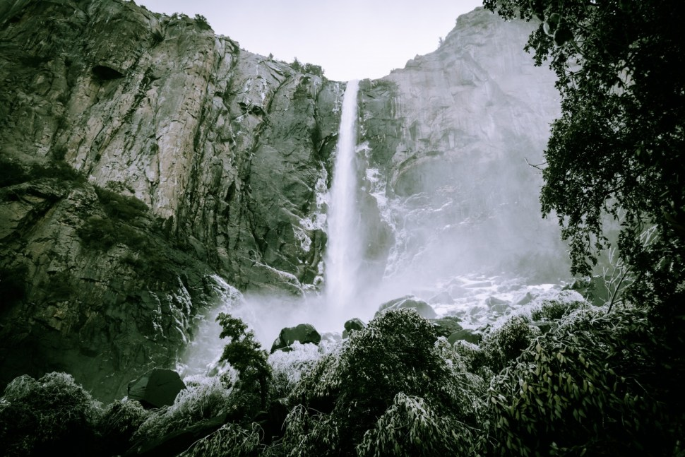 yosemite national park, bridalveil fall