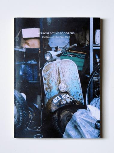 Retrospective Scooter Cover