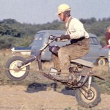 Pete Smith on the Cray Special at Canada Heights