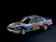 1990 BMW 730i Art Car by Cesar Manrique