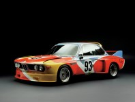 1975 BMW 3.0 CSL Art Car by Alexander Calder
