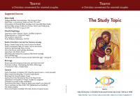 The Study Topic