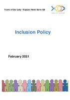 Inclusion Policy Cover