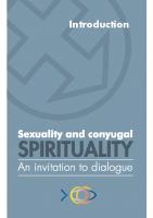 Sexuality & Conjugal Spirituality