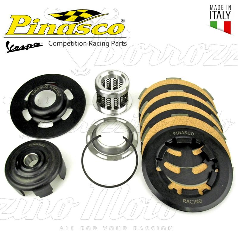 FRIZIONE RINFORZATA PINASCO POWER CLUTCH RACING 12 MOLLE VESPA 50 SPECIAL L R N