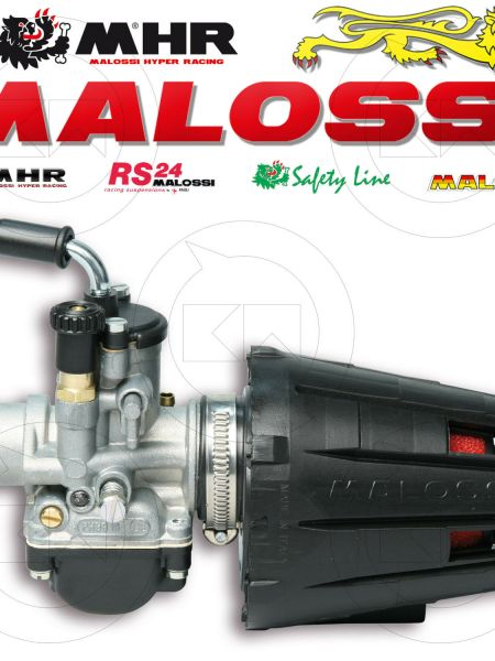 MALOSSI 1611021 CARBURATORE MHR DELL'ORTO PHBG 19 BS MBK TARGET 50 2T