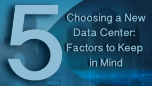 image showing data center move five things to consider