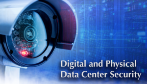 data center security image of scanner