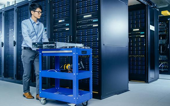 data center deployment