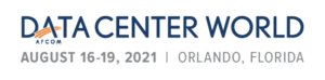Data Center World Logo Silverback