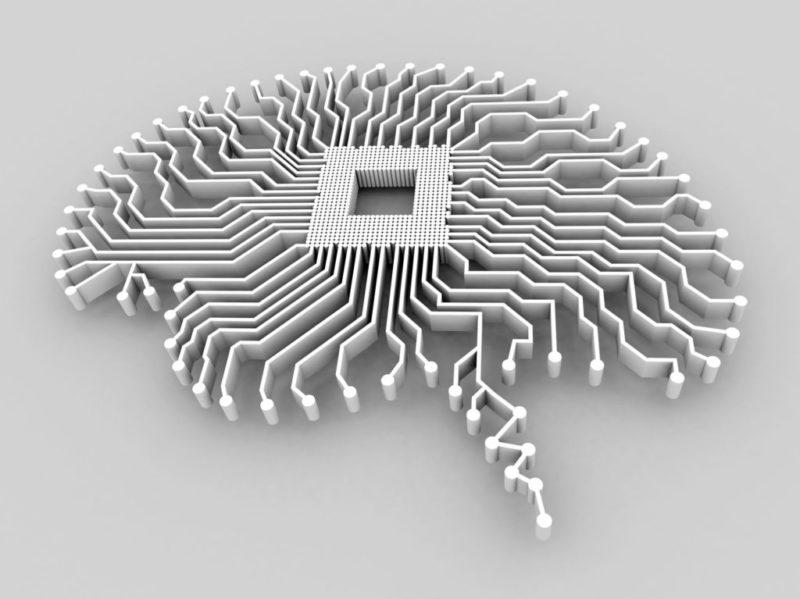 artificial intelligence data center pattern