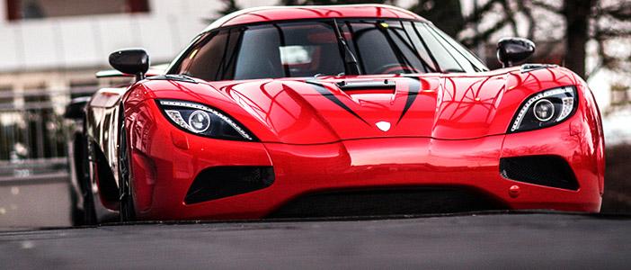 Red Rocket Koenigsegg Agera R Sets Record Speed Run at
