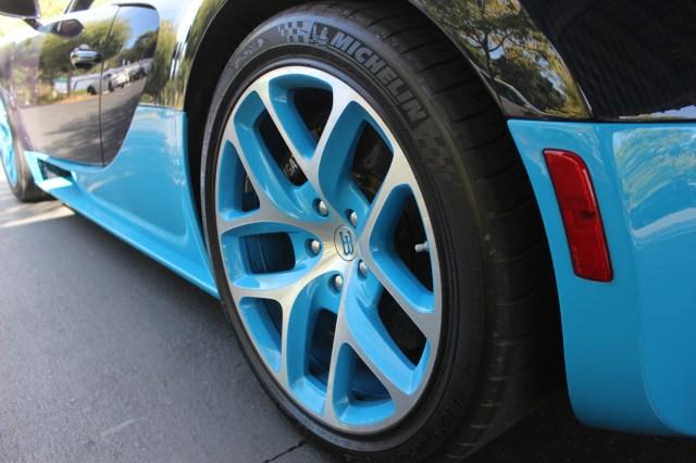 Bugatti Veyron 16.4 Grand Sport Vitesse 5