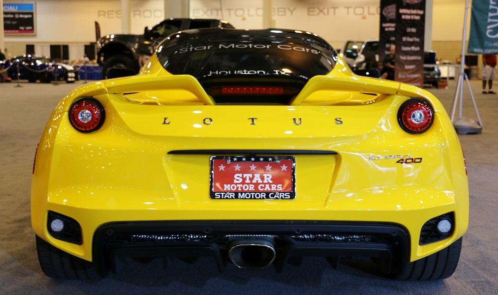 GALLERY Exotic And HighEnd Machines At The Houston Auto Show - Exotic car show houston