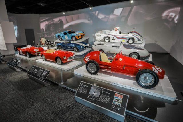 Petersen Automotive Museum Kids Cars