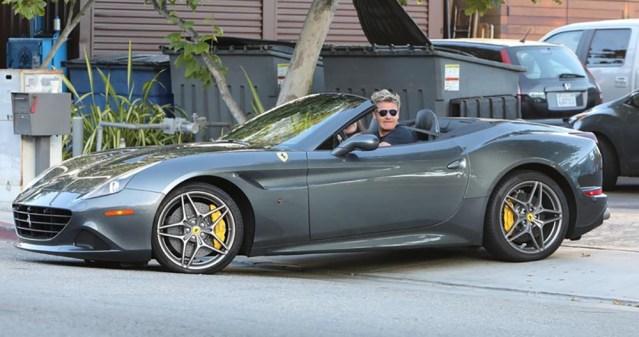Gordon Ramsey Ferrari Avoiding Speed Cameras